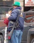 Irish Second Amendment supporter