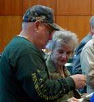 Don Heckman and Shirley Grenoble